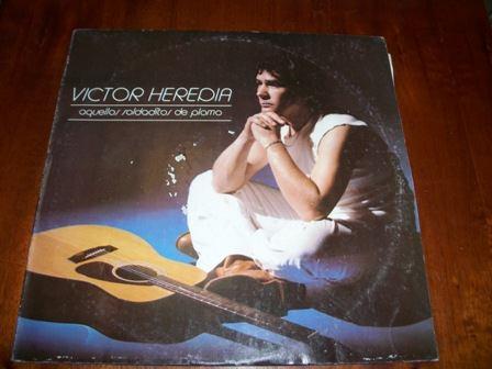 victor heredia   lp vinilo de coleccion!