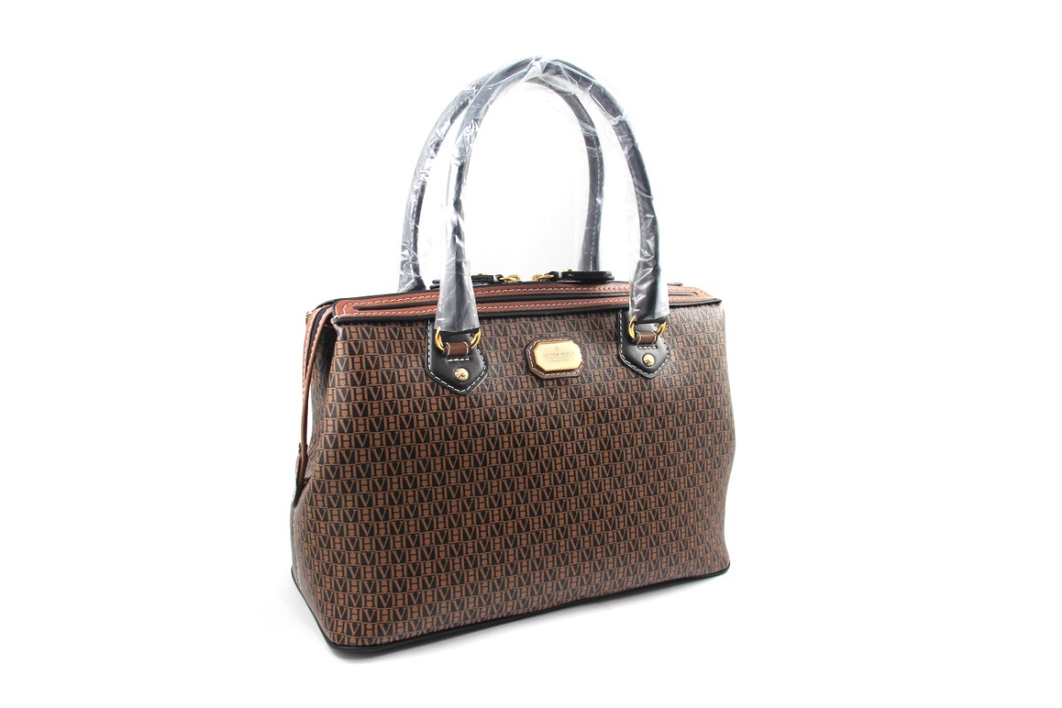 10345511b30ea Bolsa Vh Grace Victor Hugo + Carteira Frete Gratis - R  540,00 em ...