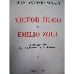 victor hugo y emilio zola. juan antonio solari año: 1955