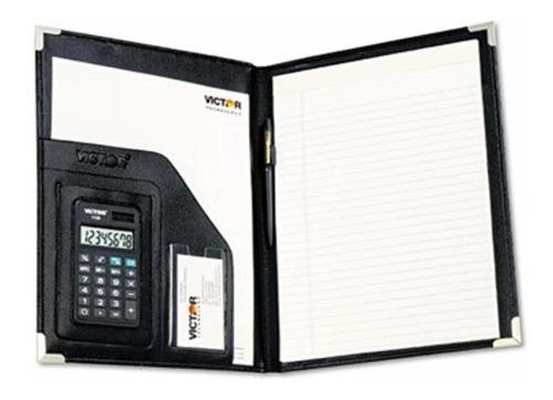 victor pad holder w   calculator, esquinas