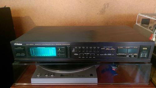 víctor pre amplificador sea-m550 tiene ecualisador