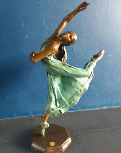 víctor villarreal espectacular bronce
