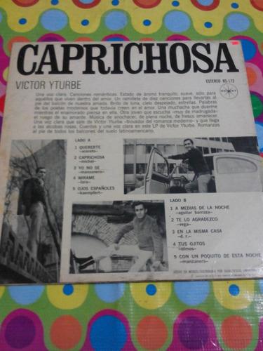 victor yturbe lp caprichosa 1969 r