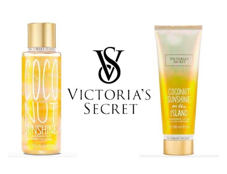 P Sunshine Victoria Fragancia Coconut Crema Y Secret Xtrem ChQrdxts