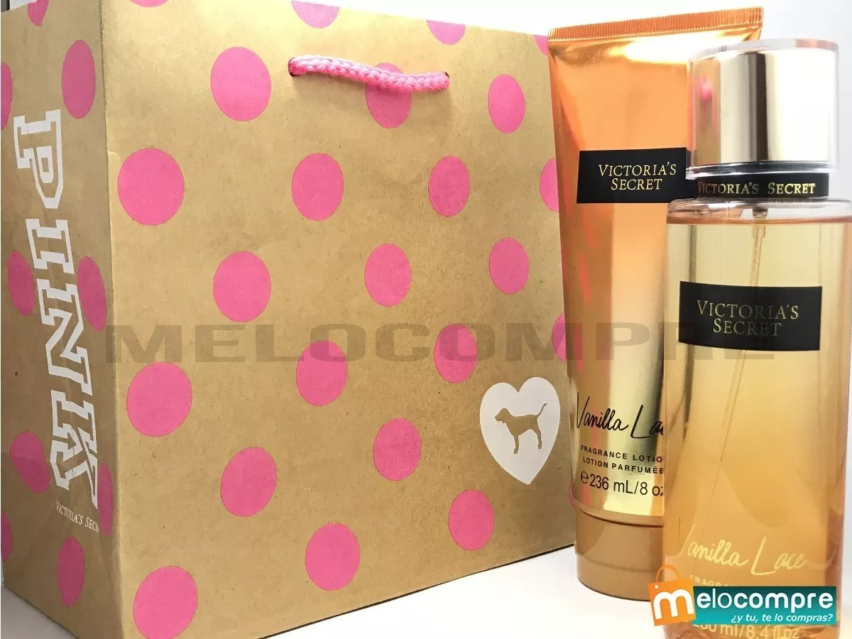 Victoria Secret Combo Crema Splash Regalo Originales  ~ Entregar Un Regalo De Forma Original