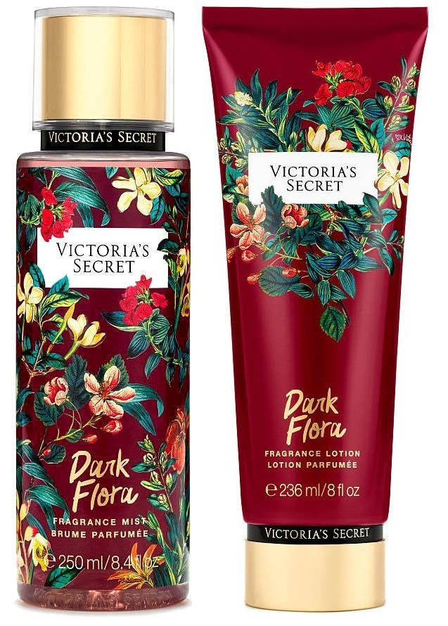 bfd33f4845f victoria secret splash+crema dark flora unico ultimo!! Cargando zoom.