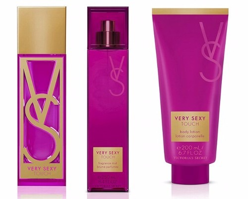 Body lotion victoria secret very sexy