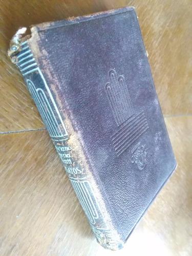victoriano garcía martí - ensayos. aguilar, colección crisol
