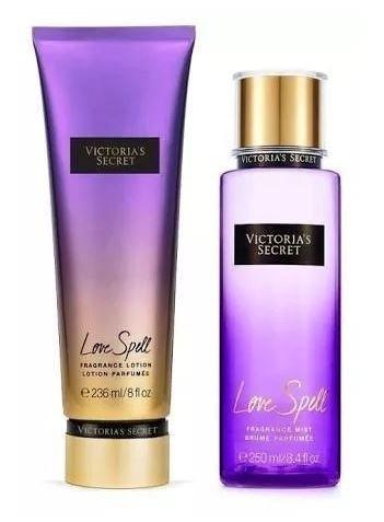 05ac7f84d8 Victoria s Secret Beauty Love Spell Fragrance Lotion 236 Ml¿ - R  73 ...