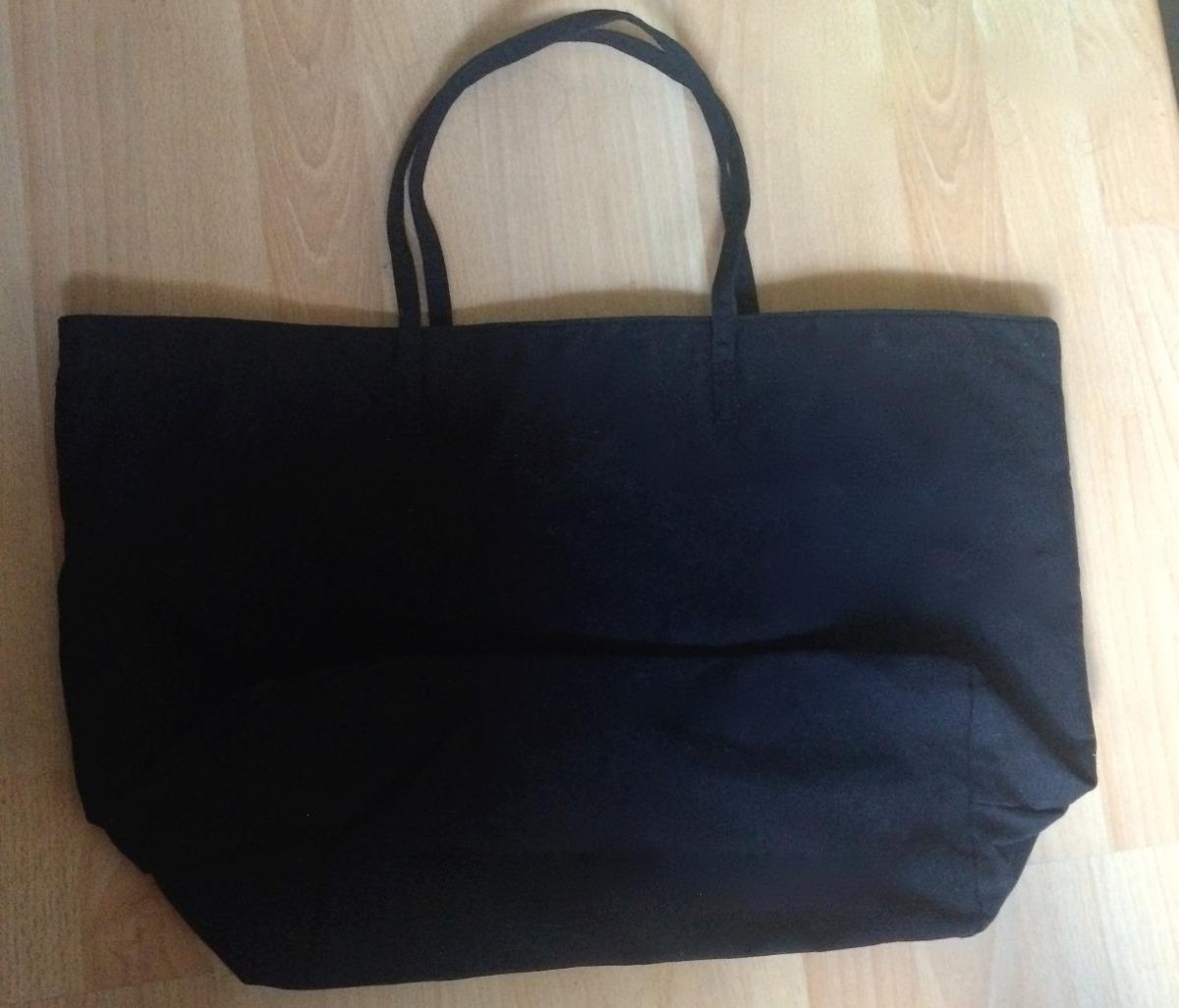 Bolsa Dourada Victoria Secrets : Bolsa maleta victoria s secret negra pink ribbon grande