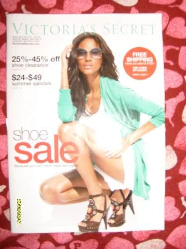 victorias secret catalogo 2010 zapatos vestidos lentes bolsa