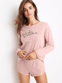 464fcdd364 Conjunto Pijama Victoria Secret - Ropa y Accesorios en Mercado Libre ...