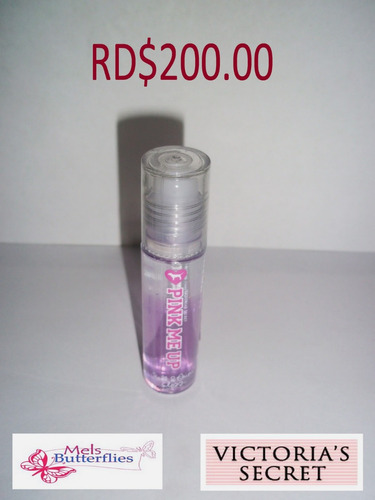 victoria's secret lip gloss pink me up cherry pop e.gratis!