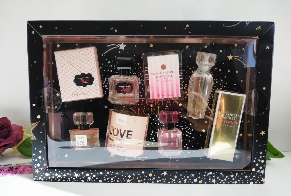 c0961659cc victoria s secret mini perfume gift set heavenly tease love. Cargando zoom.