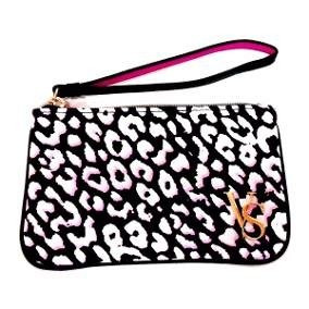 victoria`s secret monedero muñequera original usa pink bolso