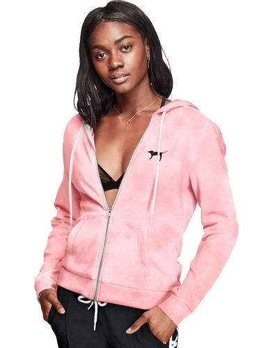 victoria's secret pink campera hoodie