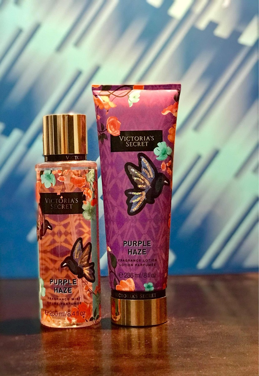 577851f48e0 Victorias Secret Purple Haze Set -   659.00 en Mercado Libre