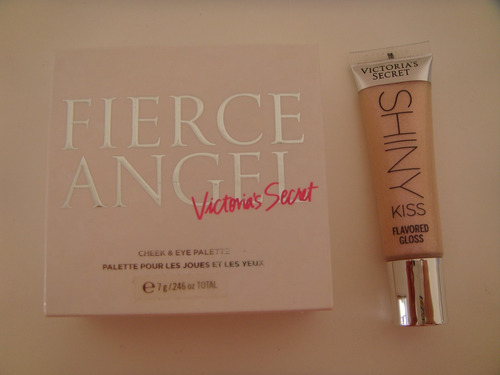 victorias secret sombra blush gloss cheek&eye palette novo