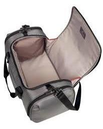 victorinox avolve bolso carry all duffel bag gris plomo