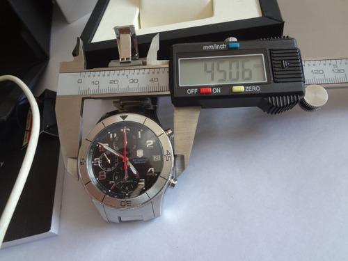 victorinox cronógrafo automático 7750