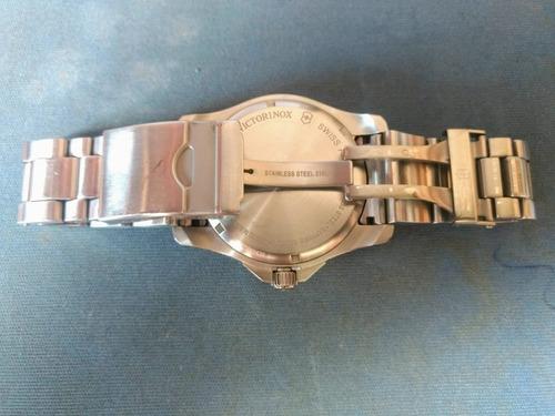 victorinox modelo maverick.acompanha caixa e manual.pulseira