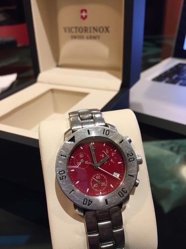 victorinox mujer reloj