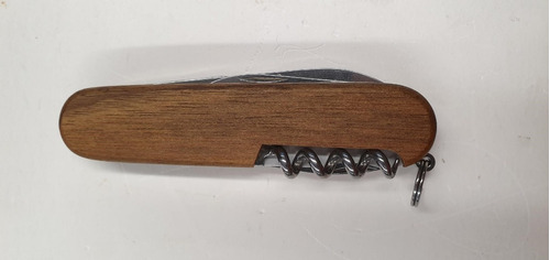victorinox navaja spartan wood