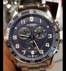 victorinox  original swiss army chrono classic xls ref241650