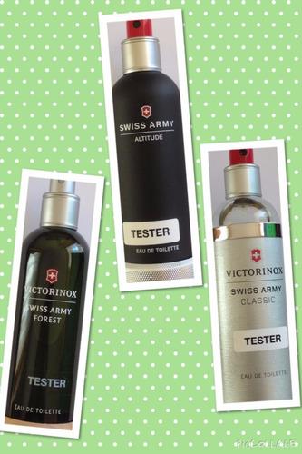 victorinox swiss army classic 100 ml edt version tester
