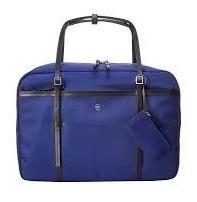 victorinox victoria divine porta laptop 17'' azul 30381213