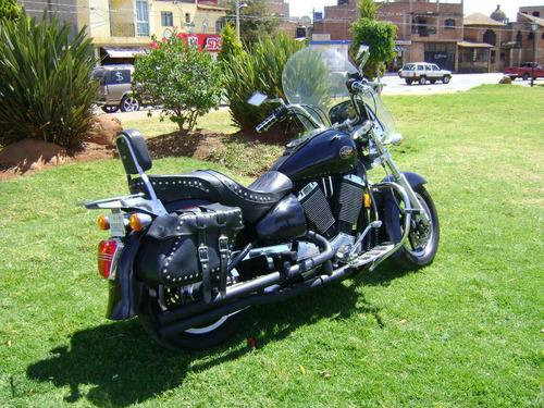 victory chopper classic 1600cc. mod.2000 motos arandas.