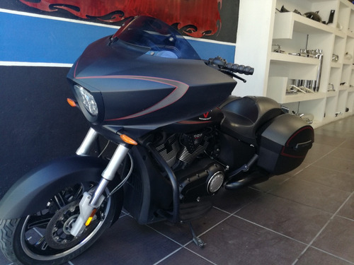 victory cross country 1800 cc 2015 impecable seminueva