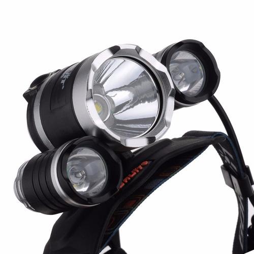 victsing luz led de lampara frontal de 3000 lumen