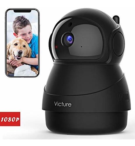 victure 1080p fhd pet camera with wifi ip