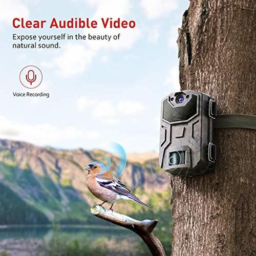 victure trail game camera 20mp 1080p full