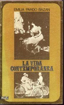 vida contemporanea. e.pardo bazan. (literatura, españa)