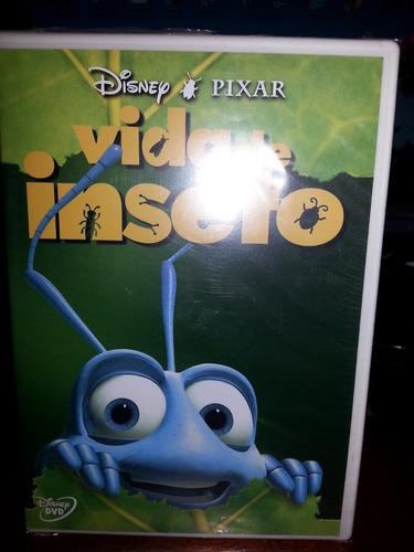 vida de inseto - 1a.edição - dvd lacrado disney-dubl/legend