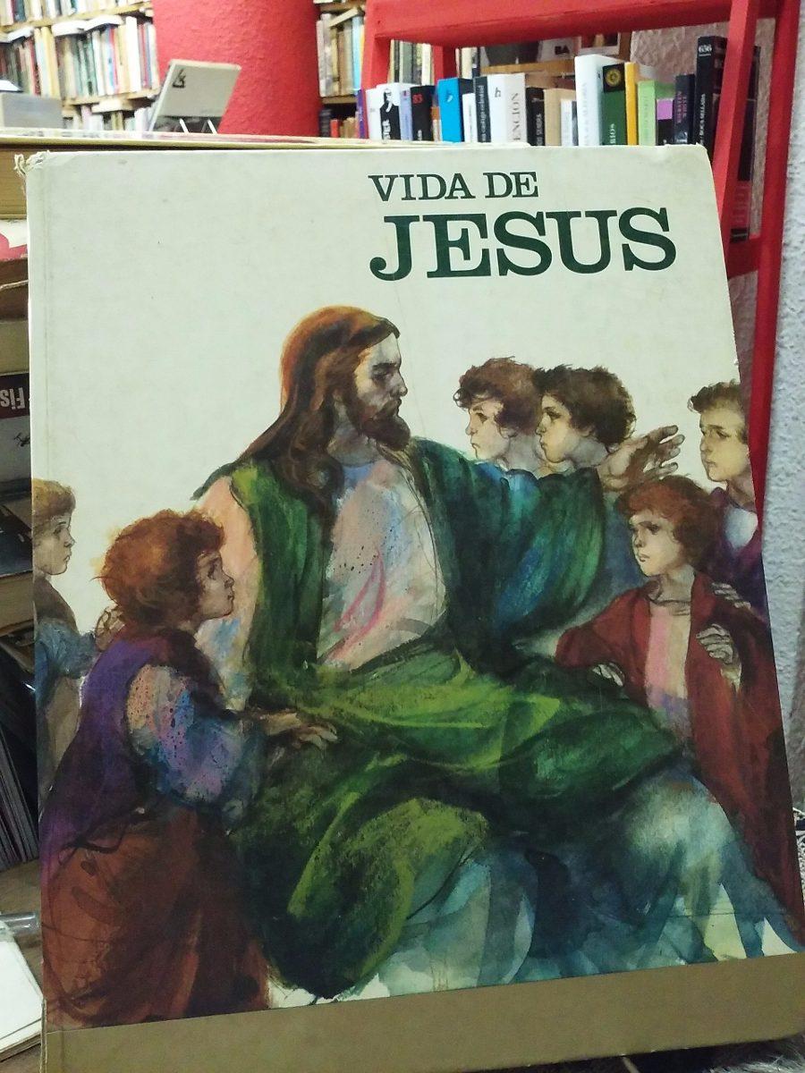 Vida De Jesus Ilustrado A Color - $ 120,00 en Mercado Libre