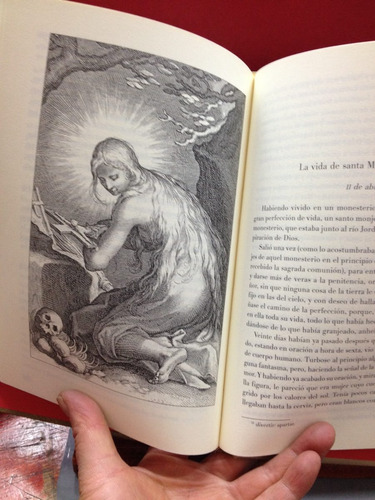 vida de santos - pedro de ribadeneyra. antología del flos sa