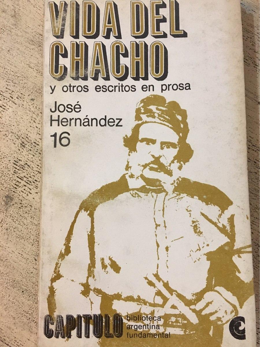 Resultado de imagen para Vida del Chacho