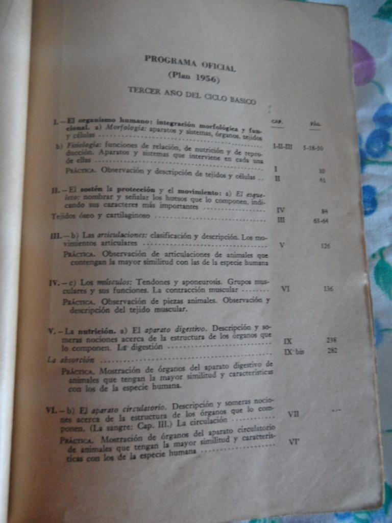 Vida Humana (anatomía Y Fisiología) Jorge Vidal 1984 - $ 20,00 en ...