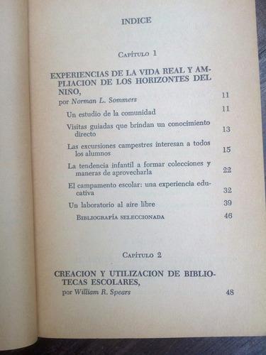 vida, libros y deberes - n.l. sommers y otros - paidós
