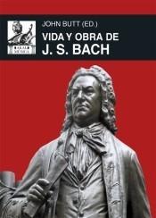 vida y obra de j. s. bach(libro música)
