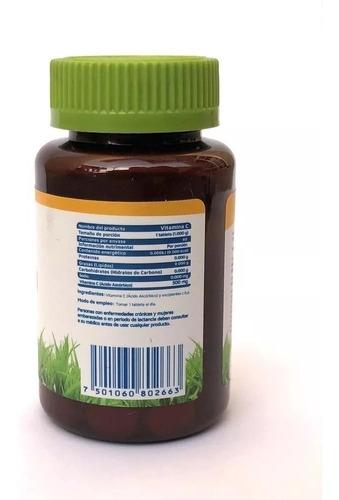 vidanat vitamina c 60 tabletas 500 mg