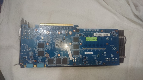 video 4gb placa