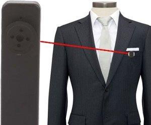 video audio cámara espía