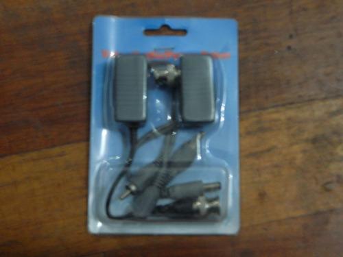 video audio camara seguridad
