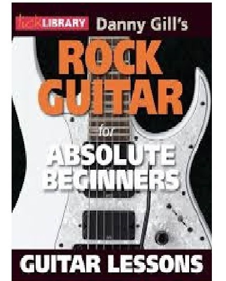Video Aulas Guitarra Lick Library - Rock Licks For Absolute