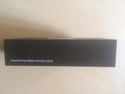 video balum pasivo, de 8 ch, 16 ch y 32 ch.