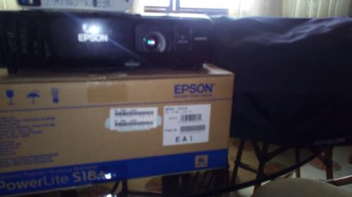 video beam epson s18+
